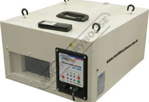 AF-400 Two Stage Air Filtration Unit 409cfm Air Flow Capacity 1 Micron Filtration System