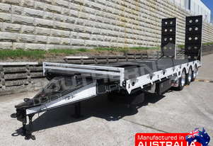 Tri Axle Tag Trailer 28 Ton ELITE Custom BLK ATTTAG
