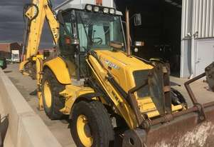 2005 New Holland LB110-4PS Backhoe Loader