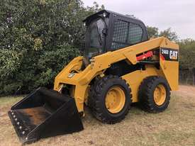 CAT 246D Skid Steer, Caterpillar 2016 Model  - picture3' - Click to enlarge