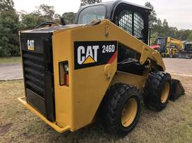 CAT 246D Skid Steer, Caterpillar 2016 Model  - picture5' - Click to enlarge