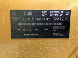 CAT 246D Skid Steer, Caterpillar 2016 Model  - picture10' - Click to enlarge