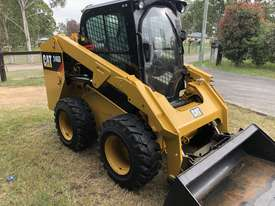 CAT 246D Skid Steer, Caterpillar 2016 Model  - picture11' - Click to enlarge