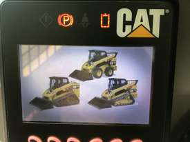 CAT 246D Skid Steer, Caterpillar 2016 Model  - picture14' - Click to enlarge