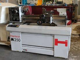 Harrison M250 Centre Lathe - picture0' - Click to enlarge