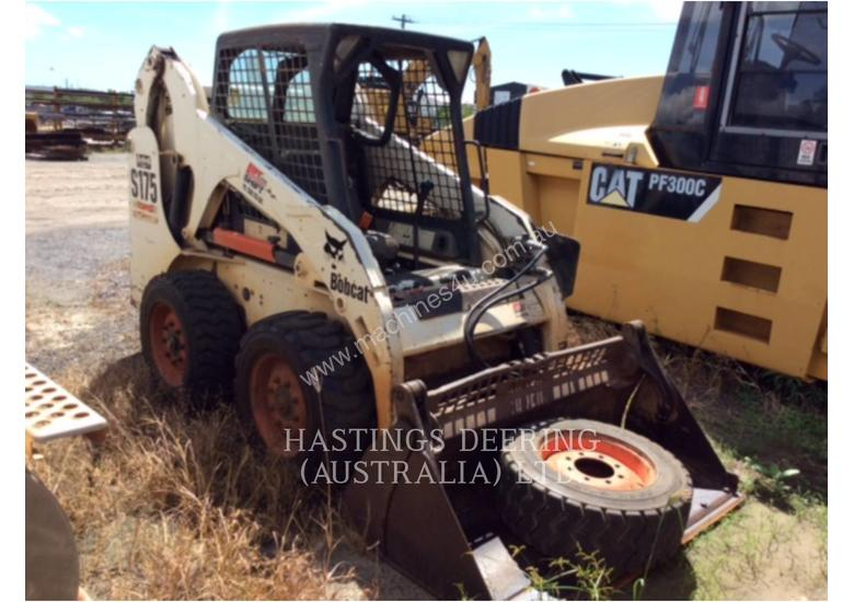 BOBCAT S175 Skid Steer Loaders