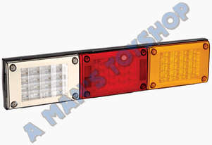 LED REVERSE/STOP/TAIL HORTIZONTAL 9-33V