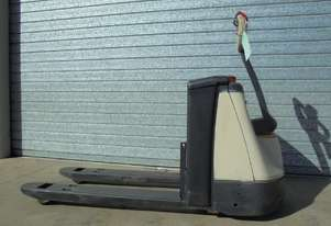 Electric Forklift Walkie Pallet WP Series 2009