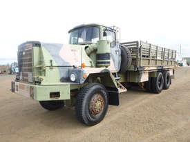 Mack R 6X6 Cargo Truck Tray Truck - picture0' - Click to enlarge