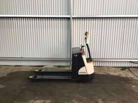 Electric Forklift Walkie Pallet WP Series 2013 - picture0' - Click to enlarge