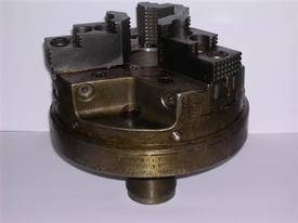 POWER CHUCK, OPEN CENTRE, 250 mm. - picture0' - Click to enlarge