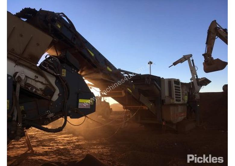Used metso LT106 Jaw Crusher in ARCHERFIELD, QLD