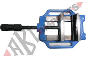 DRILL VICE 100MM OPEN  UNIGRIP SCREW