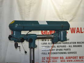Waldown Radial pedestal drill - picture1' - Click to enlarge