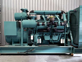 1000kVA Detroit Open Generator Set   - picture1' - Click to enlarge