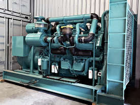 1000kVA Detroit Open Generator Set   - picture2' - Click to enlarge