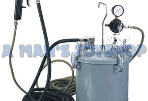 HIGH PRESSURE SPRAY GUN 10 LITRE POT