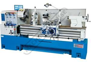 TM-2260G Centre Lathe 560 x 1500mm Turning Capacity - 105mm Spindle Bore Includes Digital Readout
