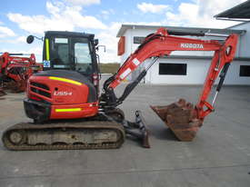 Kubota U55-4 Excavator  - picture1' - Click to enlarge