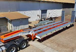 NEW 2020 FWR Quad Axle Low Loader - 3.5m Widener - 100% Australian Made