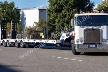 2021 FWR Quad Axle Low Loader - 3.5m Widener - 100% Australian Made