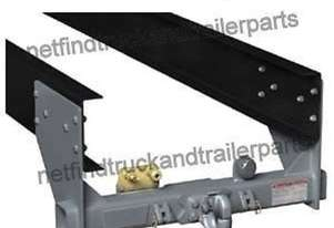 Tow bar to suit Pintle Hook to 7000kg Light Small to Medium Truck Trailer BT1200H-7T with Bolt Kits