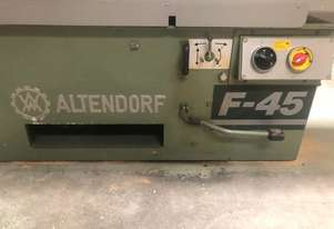 Altendorf Circular panel saw