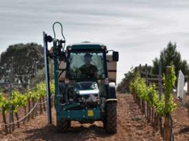 Arbos 4110F(Goldoni) 102HP Orchard Vineyard Narrow Cab Tractor - picture0' - Click to enlarge