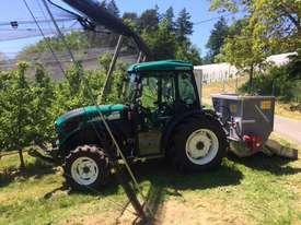 Arbos 4110F(Goldoni) 102HP Orchard Vineyard Narrow Cab Tractor - picture3' - Click to enlarge