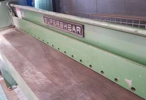 Supershear Treadle Guillotine
