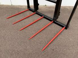 5 Spear Hay Forks - Excess Stock - picture1' - Click to enlarge