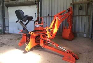 Kubota BH92 Backhoe with 18