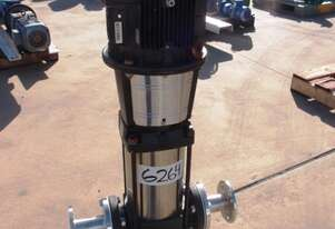 Multistage Pump, IN/OUT: 65mm Dia, 30m3/hr