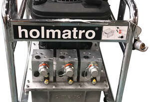 Holmatro Hydraulic Trio Petrol Powered Pump Rescue Equipment MPU 60 PC