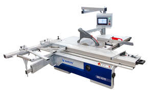 AARON Heavy-Duty, Affordable 3200 mm Electronic Precision Panel Saw   3-Phase   MJ-32TE