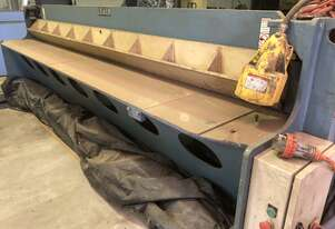 Epic 3.00mm under driven hydraulic guillotine