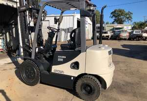Crown Low Hour Diesel Forklift