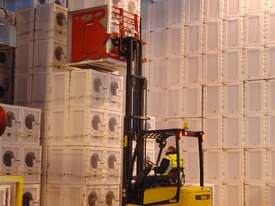 2T Battery Electric Counterbalance Forklift - picture1' - Click to enlarge
