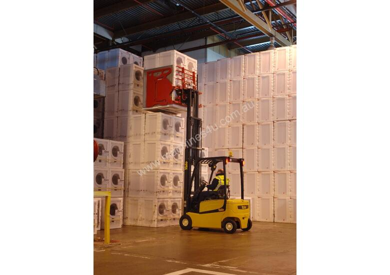 2T Battery Electric Counterbalance Forklift