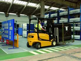 2T Battery Electric Counterbalance Forklift - picture0' - Click to enlarge