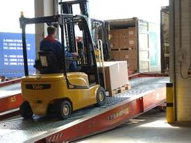 2T Battery Electric Counterbalance Forklift - picture2' - Click to enlarge
