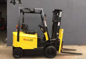 Yale FB18PYE 1.8 Ton Container Mast Counterbalance Electric Forklift - Fully Refurbished