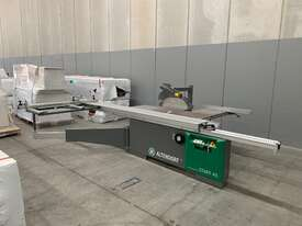 Altendorf Start 45 Sliding Table Saw - picture0' - Click to enlarge