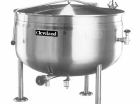 Cleveland KDL-40SH 150 litre Direct steam stationa - picture0' - Click to enlarge