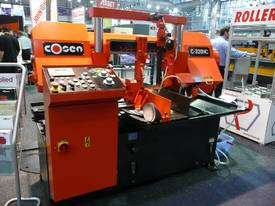 COSEN C-320NC. Fully automatic, horizontal bandsaw - picture0' - Click to enlarge