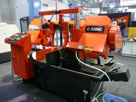 COSEN C-320NC. Fully automatic, horizontal bandsaw - picture1' - Click to enlarge