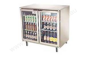 BR2HR Two Door Boronia High Counter
