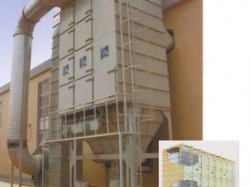 LEDA GOVE DUST EXTRACTION SYSTEM - picture0' - Click to enlarge