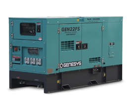 22 KVA Diesel Generator 240V FAW Engine - 2 Years Warranty - Mine Site Spec - Single Phase - picture2' - Click to enlarge