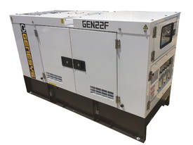 22KVA Diesel Generator 240V FAW Engine - Kubota Copy - picture2' - Click to enlarge